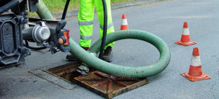 Cesspit emptying in Coulsdon